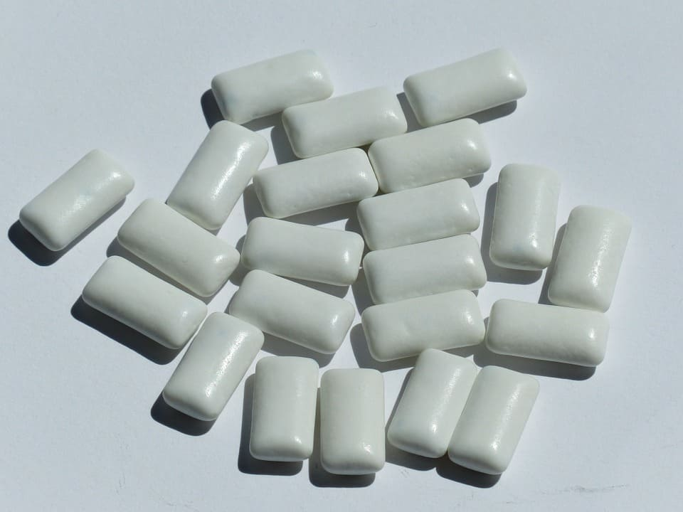chicles reciclables