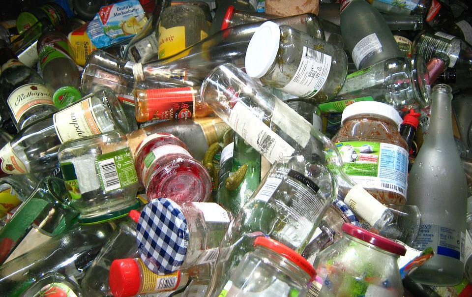 errores en el reciclado