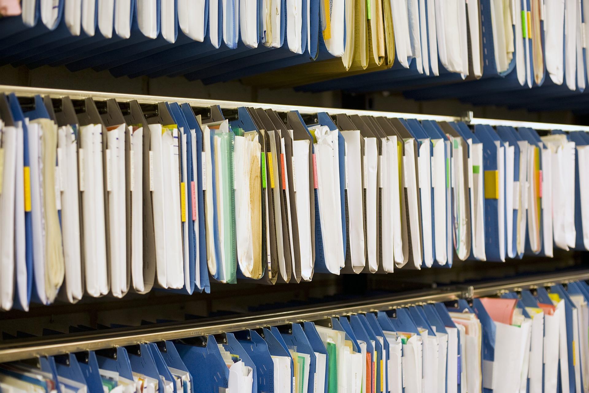 Cómo identificar documentos confidenciales